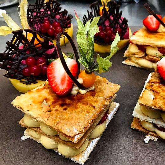 Desserts fait Maion