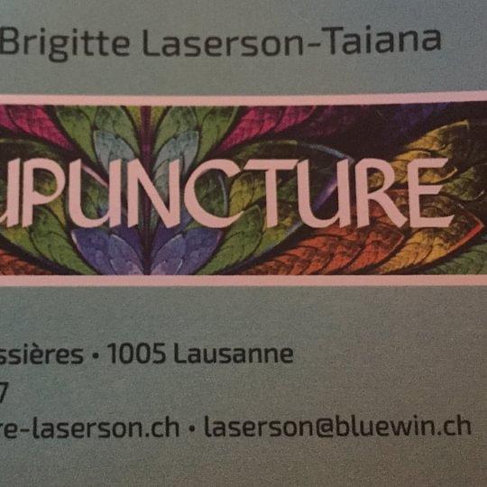 Laserson-Taiana Allan et Brigitte