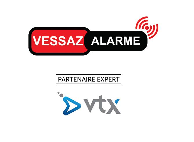 Vessaz Alarme expert partenaire VTX