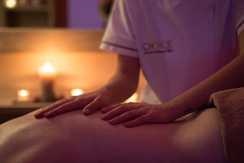 Massaggio rilassante classico