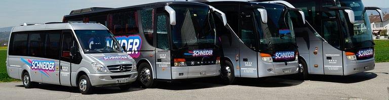 Busreisen Schneider