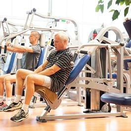 Fitnessstudio Altstätten - Kraft-Training Fitness Nöllen Altstätten