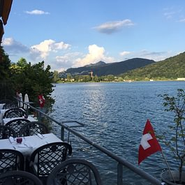 Tresa Bay Hotel - Ristorante Lakeside