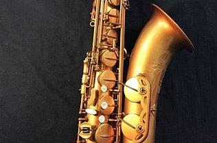 Sax Tenore Lupifaro Vintage Bronze