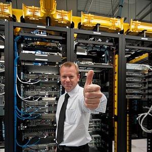 Neue und sichere IT-Infrastruktur