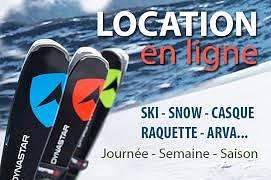 Location de matériel ski/snowboard