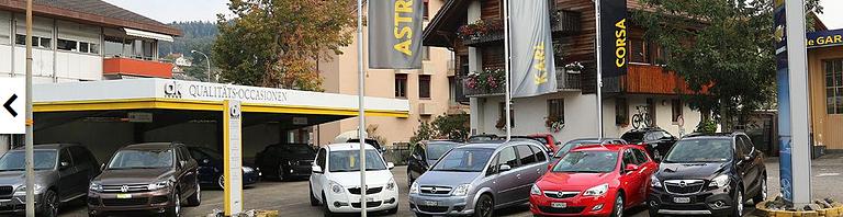 Garage Sägesser AG