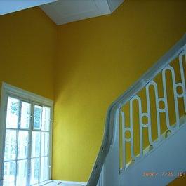Farbgestaltung Innenbereich – Malergeschäft P. Käser AG – St. Gallen