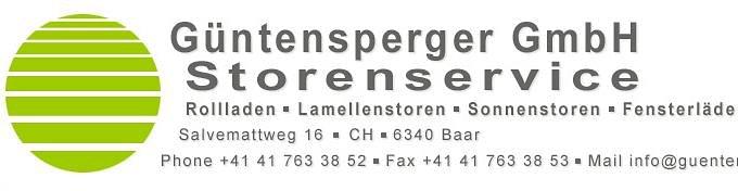 Güntensperger GmbH
