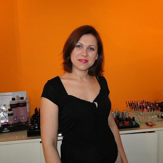 Natalia Santini - Geschäftsleitung PediNail - Zürich