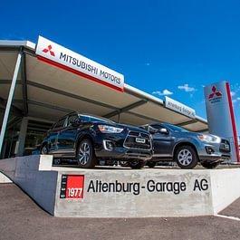 Offizielle Mitsubishivertretung seit 1977