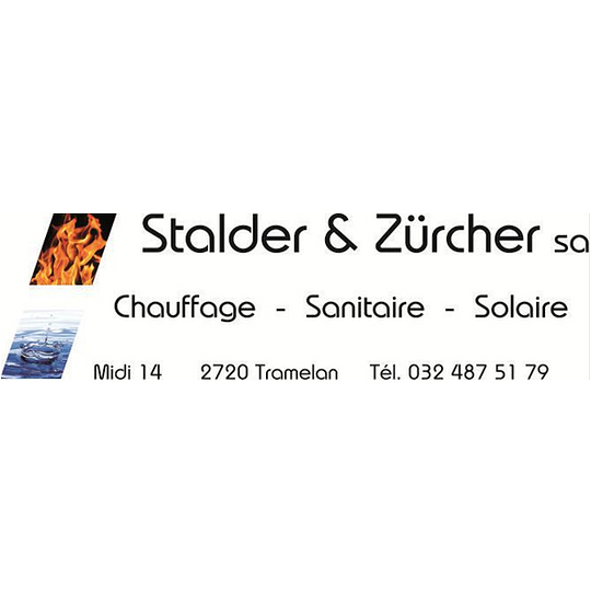 Stalder & Zürcher SA