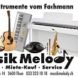 Musik Melody Unser aktuelles Inserat