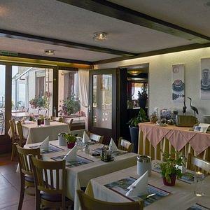 Frühstücksaal - Hotel Panorama Tsang - Aeschlen ob Gunten