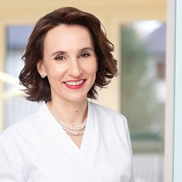 Dr. med. dent. Sandra Ziegler, Kieferorthopädie