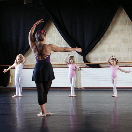 Ballett für Kinder ab 4 Jahren