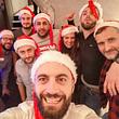 Toute l'Ecoteam à Noël 2019