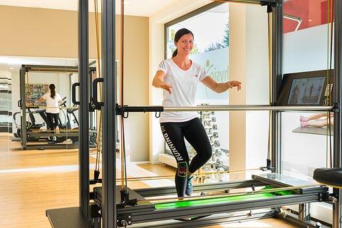 Sportphysiotherapie / von allen Krankenkassen anerkannt.