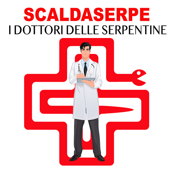ScaldaSerpe. I Dottori delle Serpentine