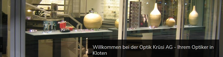 Optik Krüsi AG
