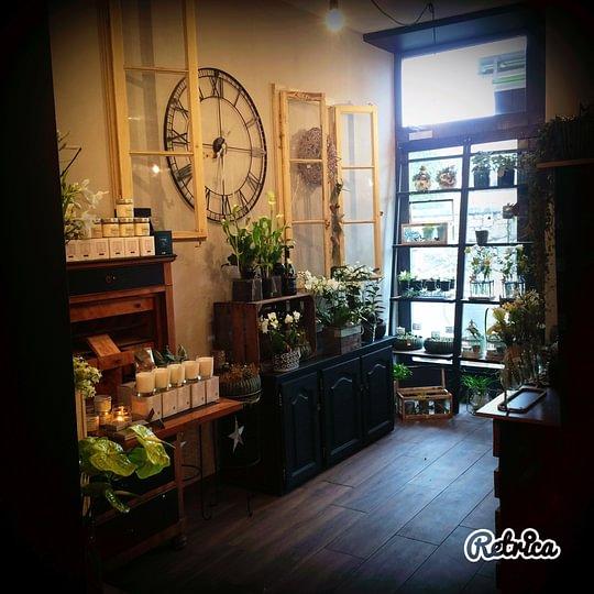 L'interieur de notre boutique