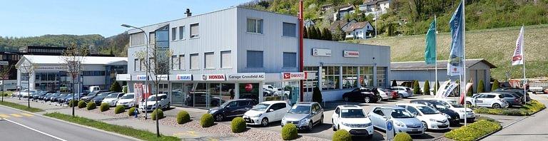 J. Baumann Garage Grossfeld AG