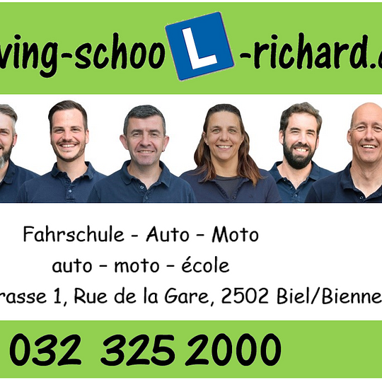 Driving-School Richard