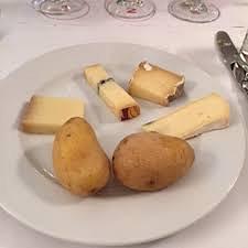 Gschwellti mit Käs