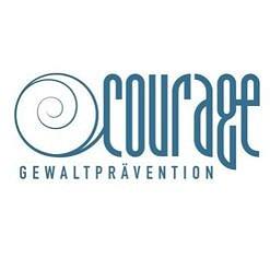 Courage Gewaltprävention, St. Gallen - Logo