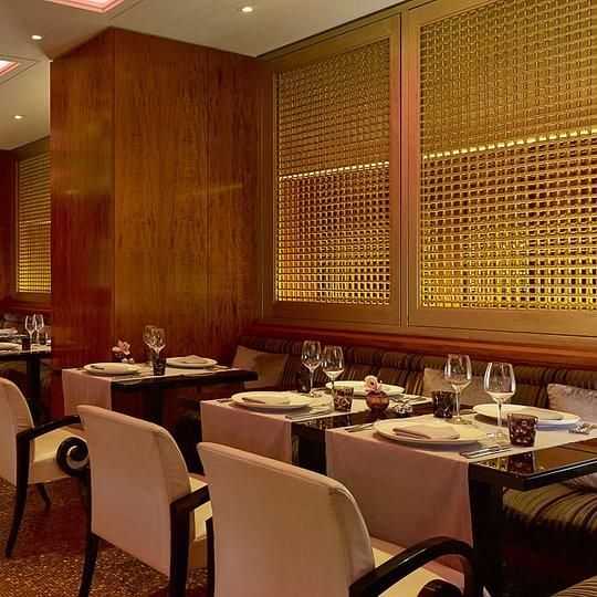Restaurant Arabesque - Cuisine Libanaise Genève - Hotel President Wilson, A Luxury Collection Hotel, Geneva