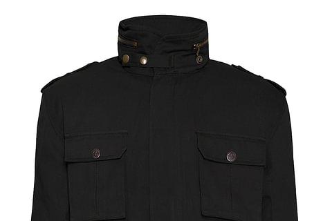 Biker's Point - JohnDoe Kevlar Field Jacket Black