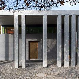Hegi Koch Kolb Architekten - Aufbahrungsgebäude, Muri
