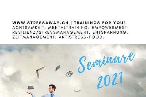 Webinar: Selbstmanagement, Persönlichkeitsentwicklung, Stressbewältigung