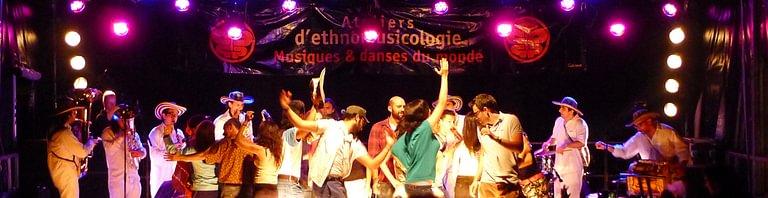 Ateliers d'ethnomusicologie