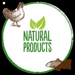 Alimenti naturali per i vostri animali