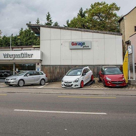 Wegmüller Garage-Autoelektro AG