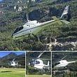 Volo panoramico con EC 120 B