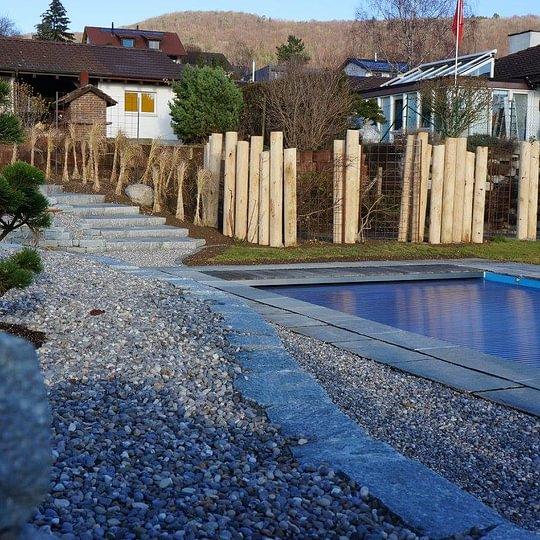 Balsiger Gartengestaltung GmbH, Umgestaltung Gartenanlagen