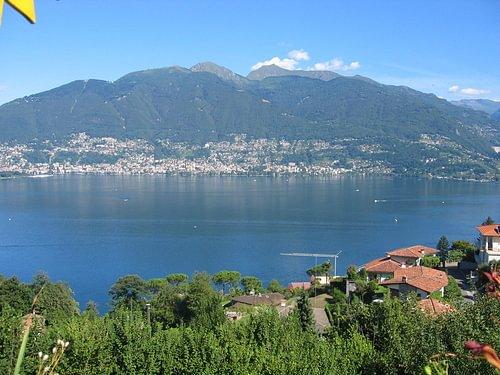 Vista da Piazzogna