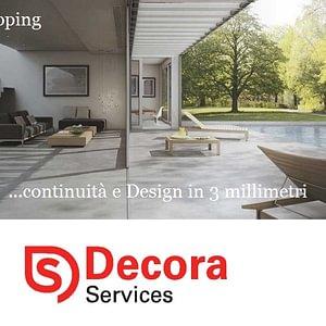 Microtopping: estetica minimal, superfici continue senza interruzioni, sia in interno che in esterno