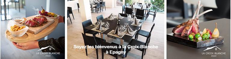 La Croix Blanche Epagny Sàrl