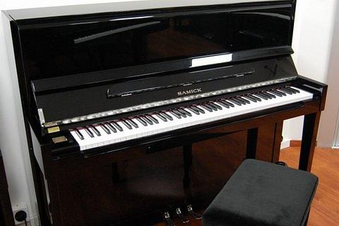 Location de pianos d'occasion