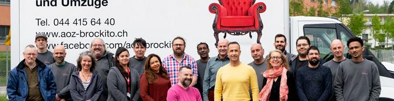 Brockito - Brockenhaus, Räumungen und Umzüge