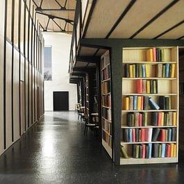 Maison des Grisons - Bibliothèque libre service