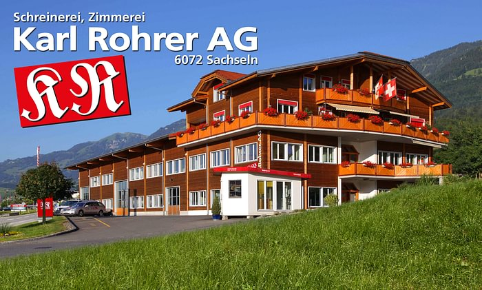 Karl Rohrer AG