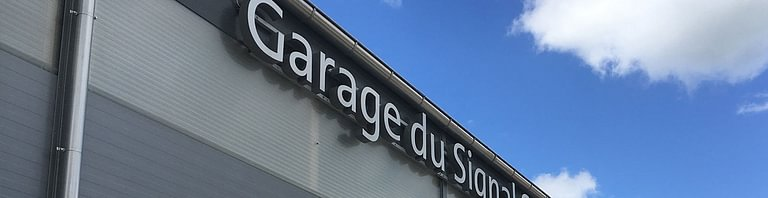 Garage du Signal SA
