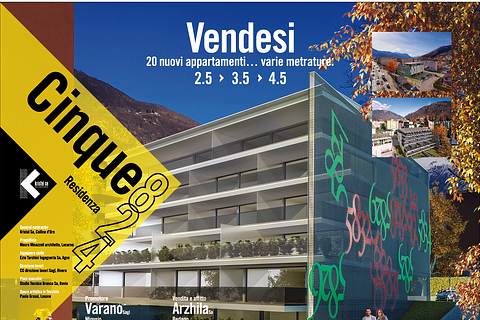 Appartamenti in affitto a Bellinzona