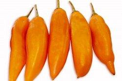 Piment Aji Amarillo frais 500g