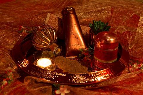 Rituale la seta del Sahara in Suite Prestige