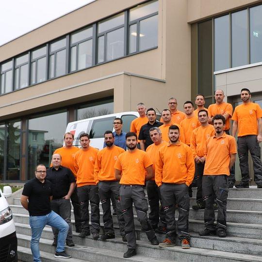 Steger Service Team